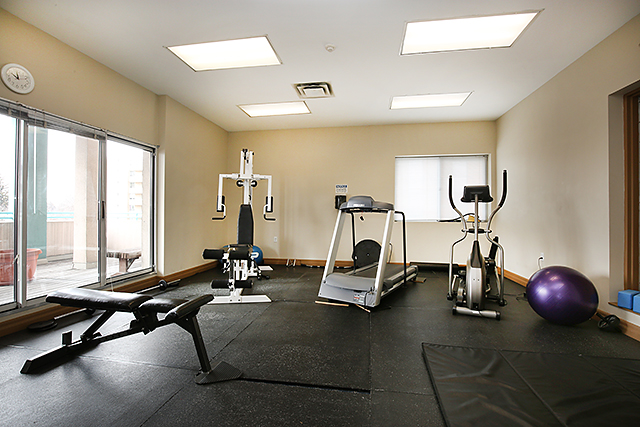 23.2 exercise room