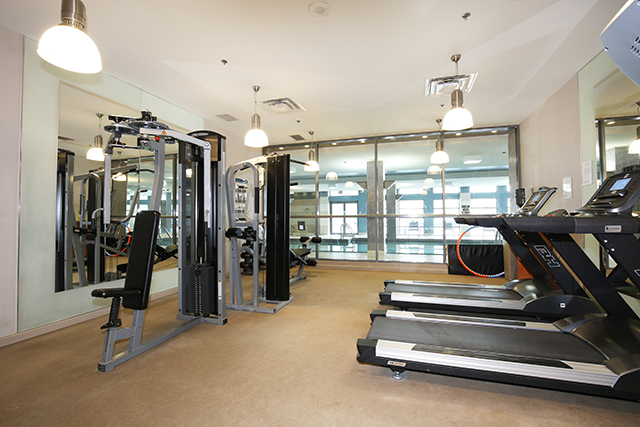 23 exercise room