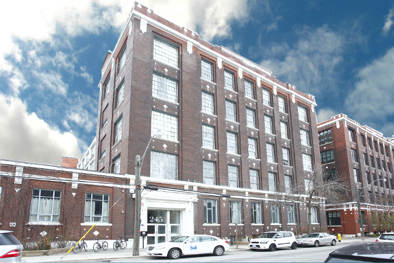 Wrigley Lofts